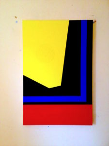 A SPOT OF YELLOW NO.2 by Grade One