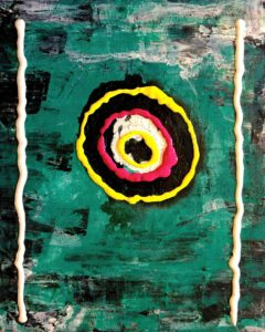 ABSTRACT VOID by Grade One