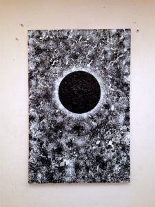 BLACK HOLE PUPIL by Grade One