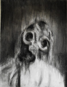 Gas Mask by Lucy Harding