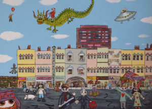 The Kings and Queens of Kings Road. by Christopher Hoggins