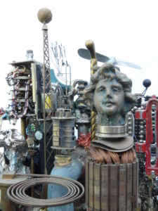 Full Assimilated (Detail 5) by Ian Sherman