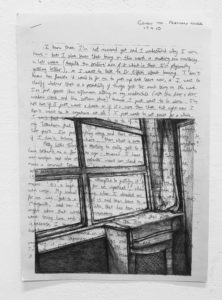 Bedroom at St Ann's #3 by Lucy Harding