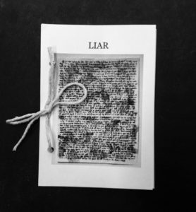 Book of Lies by Lucy Harding