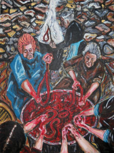 The Sausage Makers by John Pipere