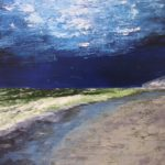 15711 || 3133 || Sizewell Beach || In a private collection || 5801