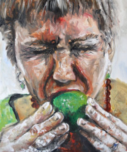 The Emotional Trauma of Limes by Lucy Harding