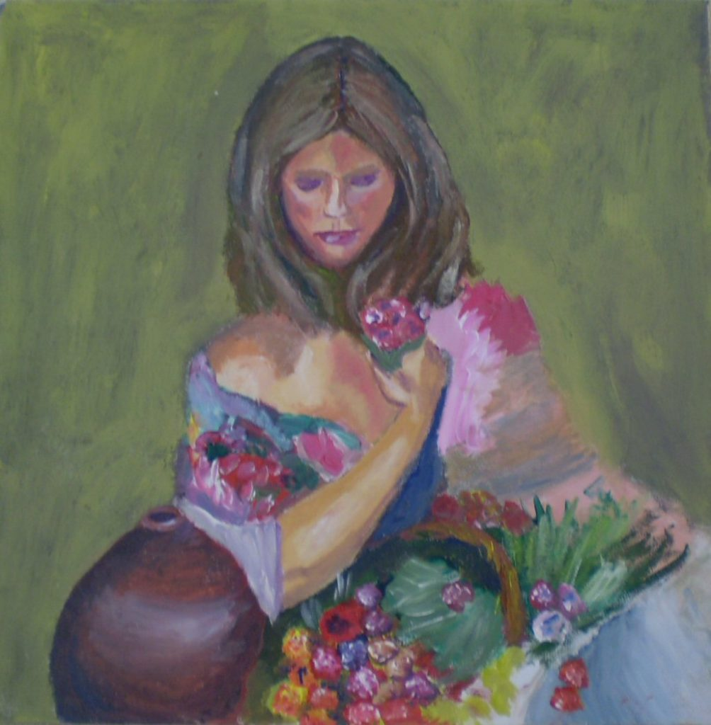 22541    2644    Flower Girl    If you intend to put this work up for sale    5159