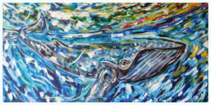 Whale of Dreams by John Pipere