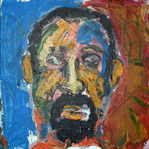 This Is Me Portrait Number three by John Pipere