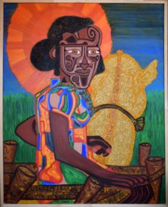 The Daughter of Africa by Genesis Khan