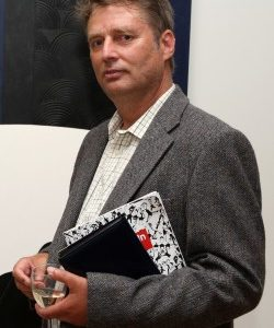 Photograph of Stephen White
