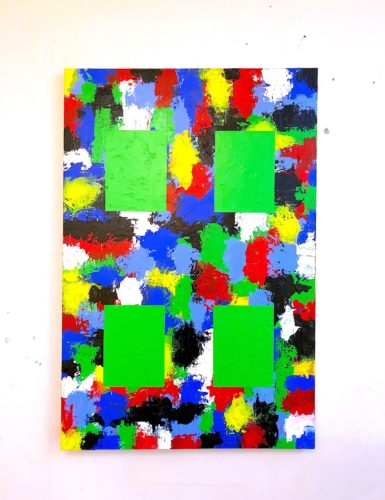 4 Green Boxes by Grade One