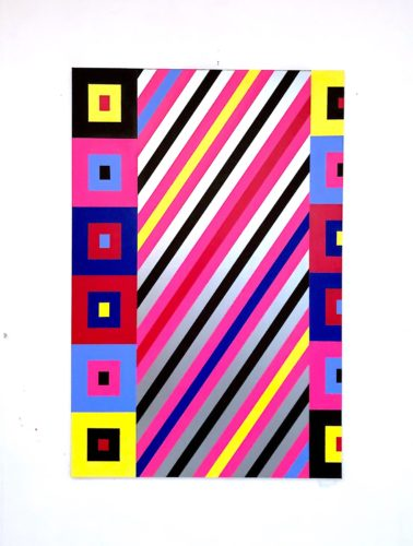 Blocks And Stripes by Grade One