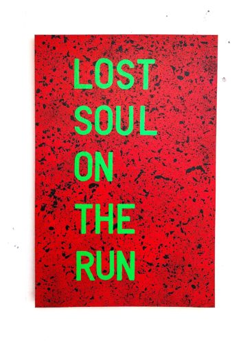Lost Soul On The Run by Grade One