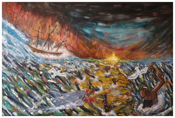 The Slave Ship by John Pipere