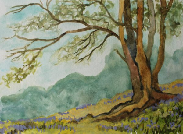 Spring Equinox by CLARE GRAVENELL