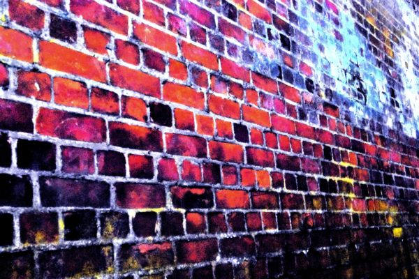 Highgate Wall No. 1 by REaD Rhymes