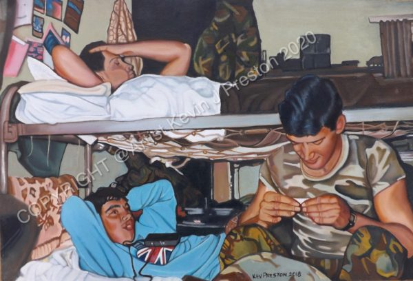 Rest and Recuperation by Kevin Preston