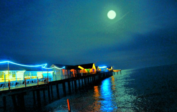 Southwold Pier by REaD Rhymes