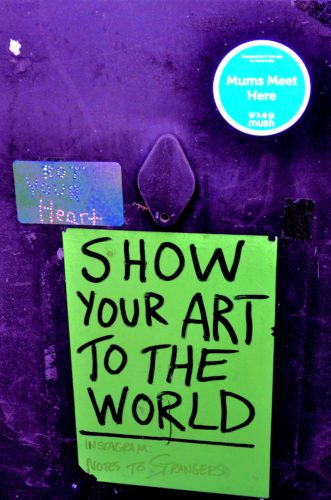 Show your Art to the World by REaD Rhymes