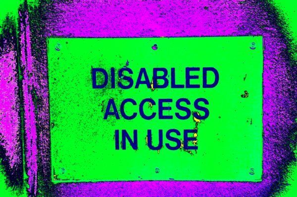 disabled-access-in-use.jpg by REaD Rhymes